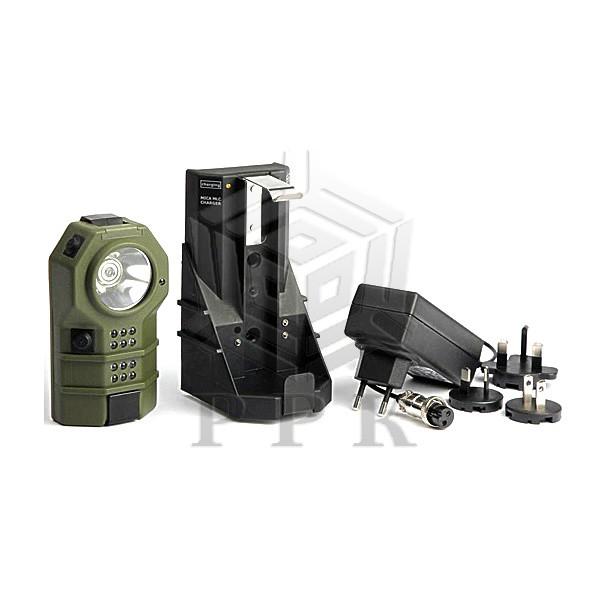 Mica ML-601 UV 12 Фонарь аккумуляторный