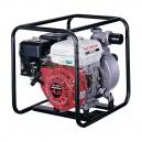 Мотопомпа Honda WB20XT DRX для средне-загрязнённой воды
