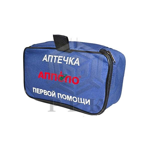 Аптечка первой помощи работникам (в сумке одноярусной)
