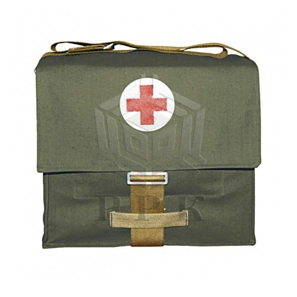 Укладка санитарной сумки по приказу АППОЛО