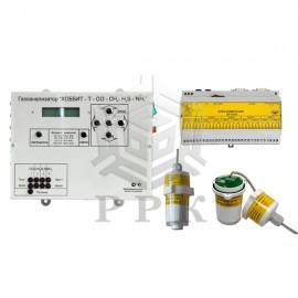 Газоанализаторы угарного газа и метана Хоббит-Т-CO-CH4