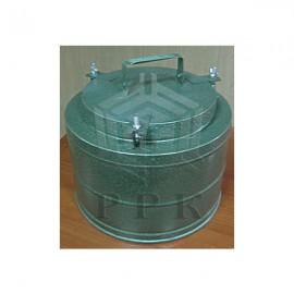 Термос армейский ТГ-6 литров с нержавеющей емкостью