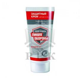 Защитный крем для рук и лица гидрофильного действия
