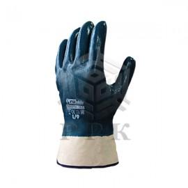 Нитриловые перчатки для тяжелых работ