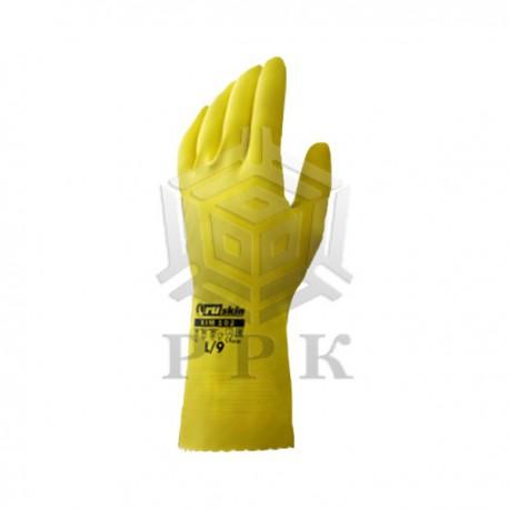Химически стойкие резиновые перчатки
