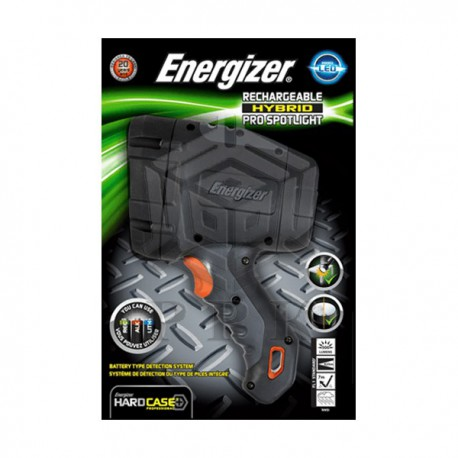 ENERGIZER Hard Case Pro Rech LED