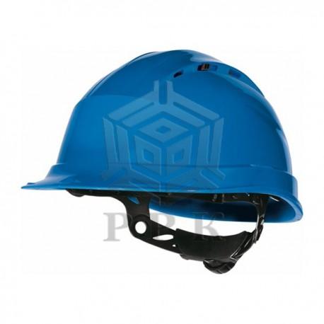 Защитная каска с вентиляцией из пролипропилена (РР) высокой плотности QUARTZ UP IV
