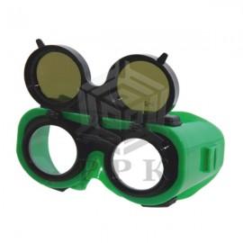 Очки защитные с непрямой вентиляцией ЗНД2 ADMIRAL