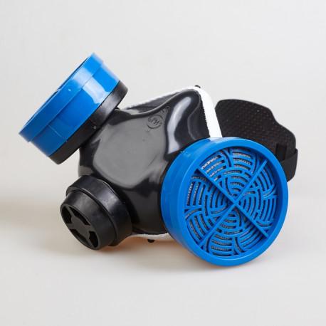"""Полумаска со сменными противогазовыми фильтрами """"Бриз - 2201"""" (РПГ)"""