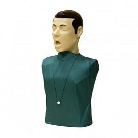 """Т24 """"Пётр"""" Тренажер - манекен для отработки приёмов восстановления проходимости верхних дыхательных путей"""